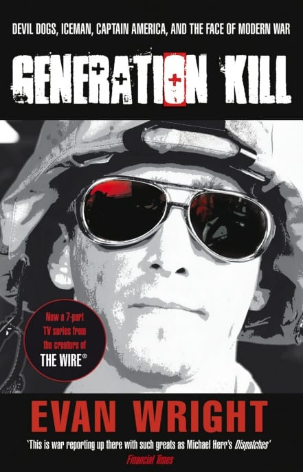 Book Review: Generation Kill // Evan Wright
