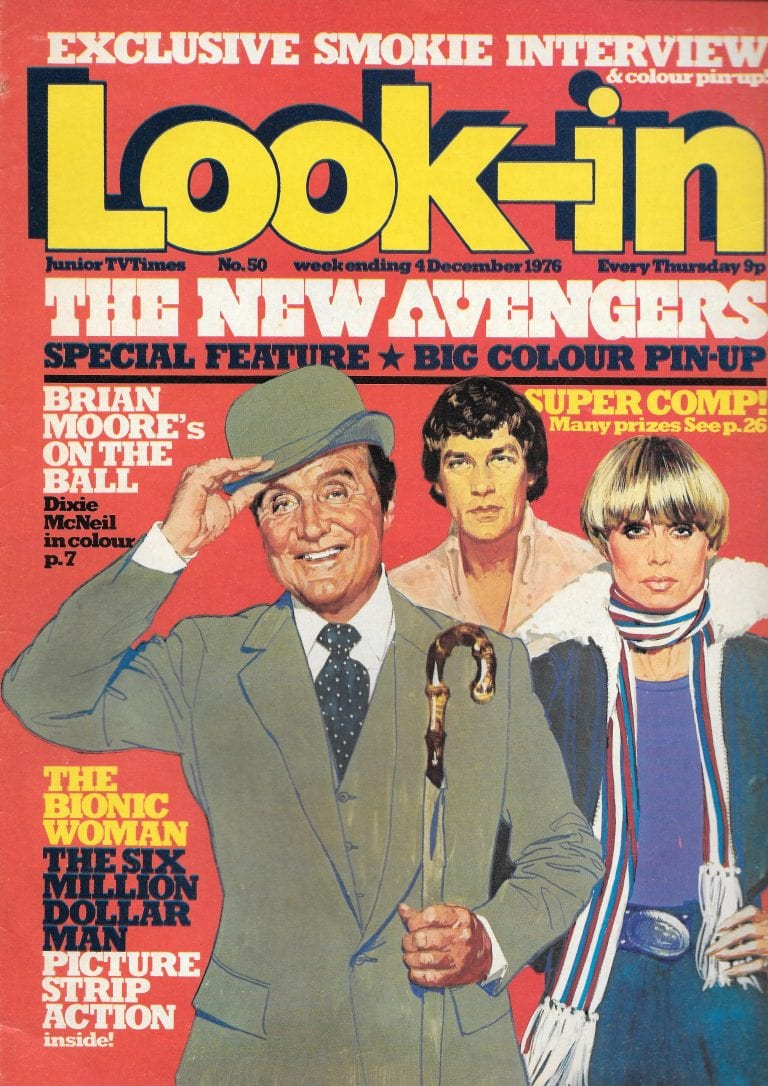 A Look Back At 'Look-In'