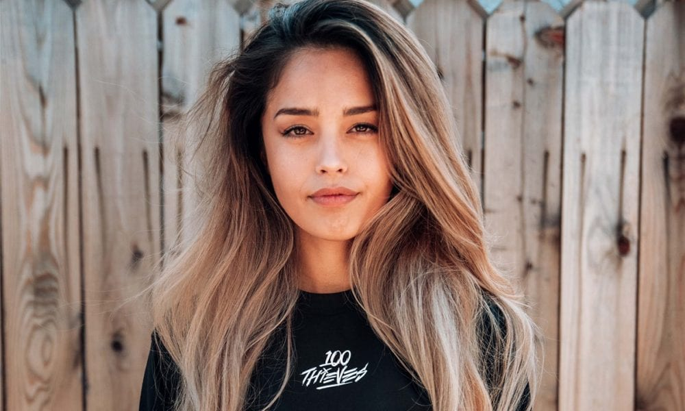 100 Thieves Valkyrae Announces New Collabration With