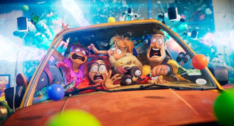'The Mitchells vs the Machines' Is A Quirky Yet Emotive Family Film: Review