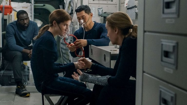 'Stowaway' Presents A Slow Yet Focused Space Dilemma: Review