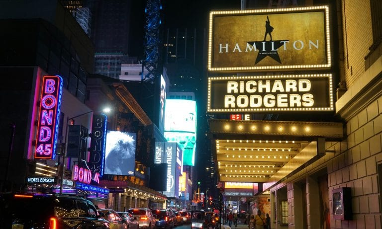 Broadway Can Reopen This Month, Says NY Governor