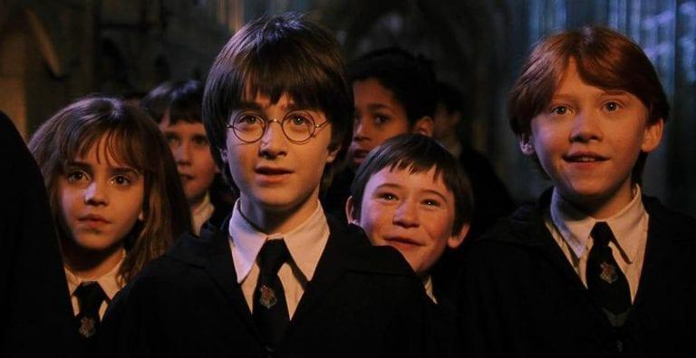 Blue Filter: The Harry Potter Films
