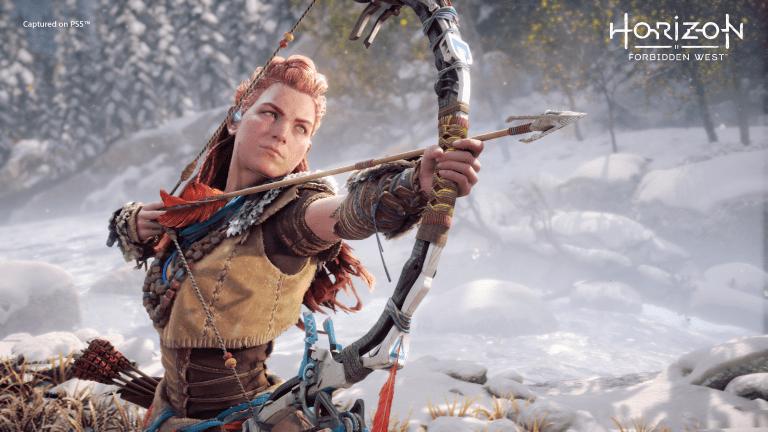 First Horizon Forbidden West Gameplay Revealed