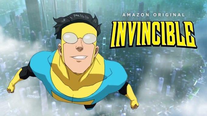 Amazon Renew Popular Animation 'Invincible' For Two More Seasons