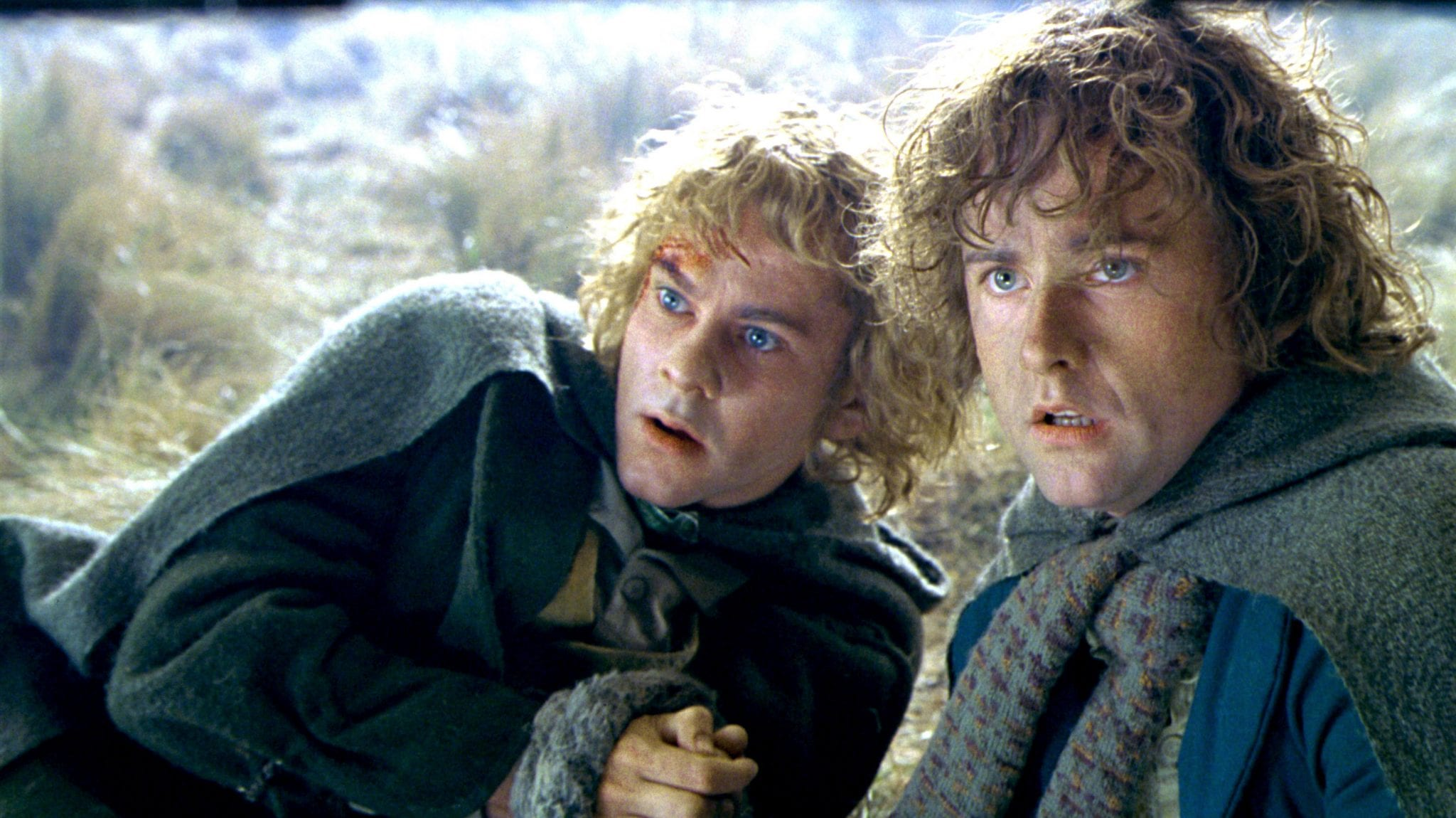merry pippin lord of the rings podcast