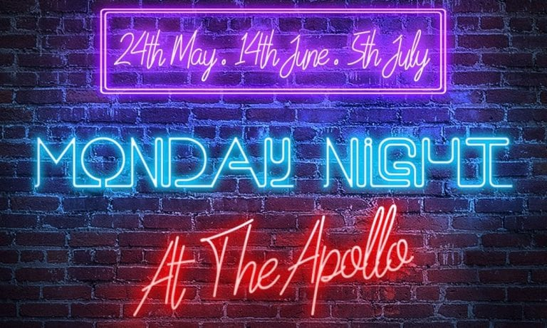 'Monday Night At The Apollo' Announces New Line-Ups