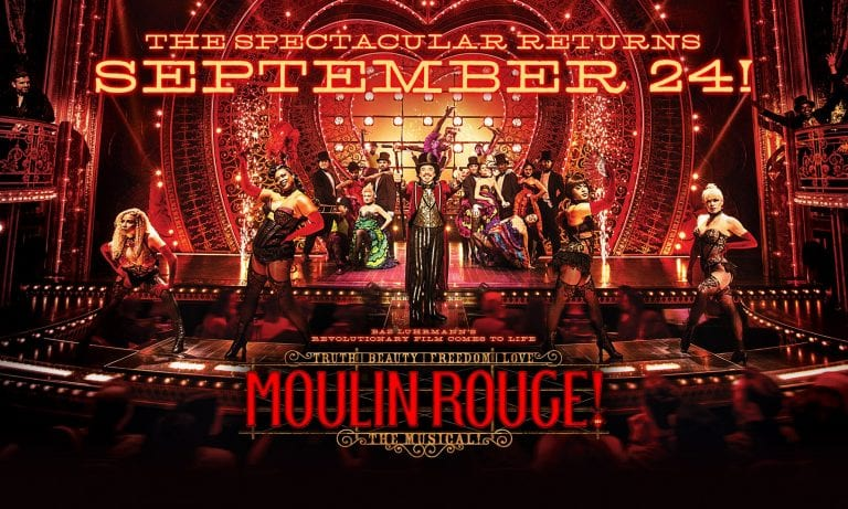 'Moulin Rouge!' Returning To Broadway