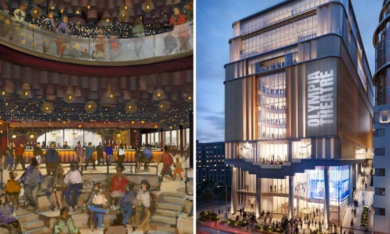 New Olympia Theatre To Open In 2025