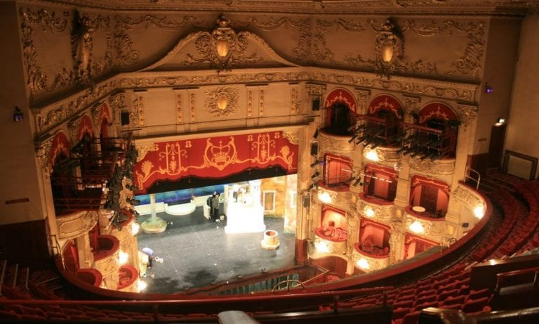 The Scottish Government Doesn't Understand The Needs of Theatres