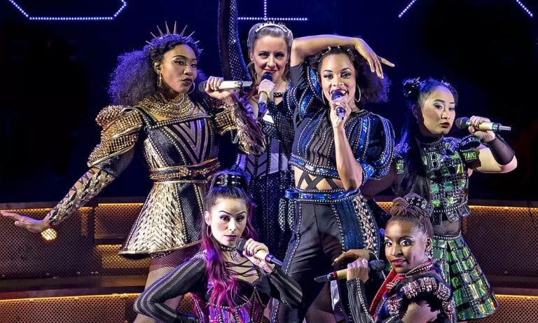 'Six The Musical' Announces Return To Broadway