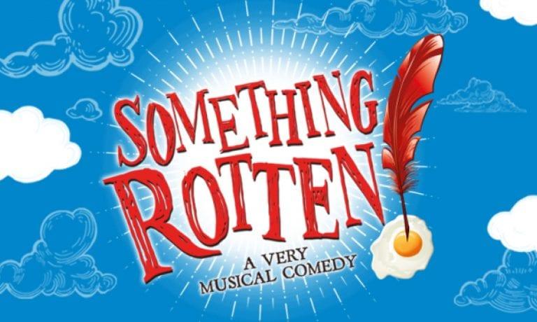 'Something Rotten!' Postpones UK Premiere