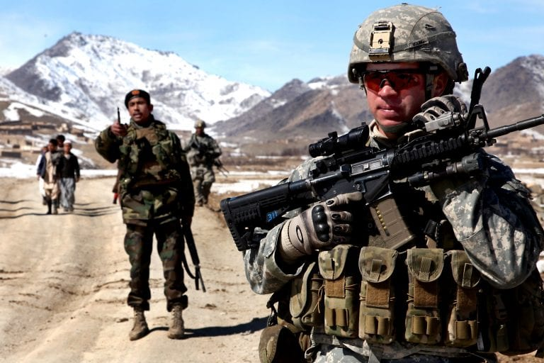 Afghanistan: An End In Sight For America's Longest War