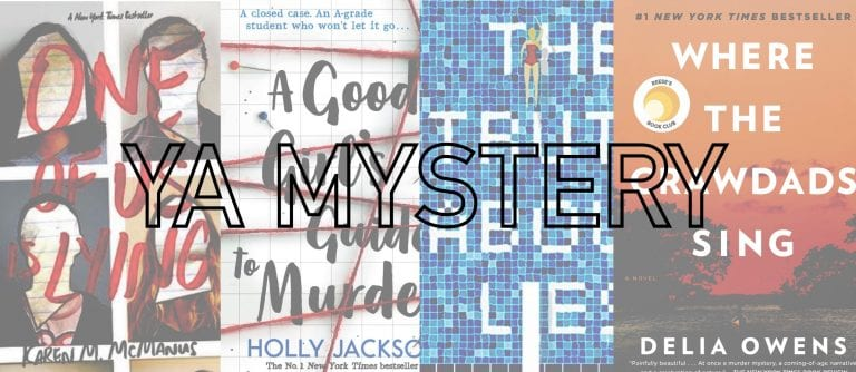 Introduction to a Genre: YA Mystery