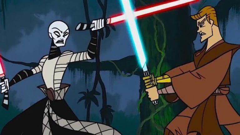 Why You Should Watch 'Star Wars: Clone Wars' (2003 Series)
