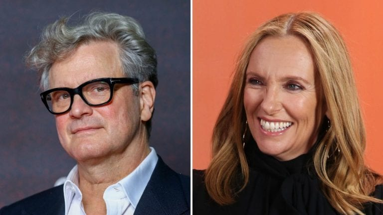 Toni Collette And Colin Firth To Star In TV Drama Adaption Of 'The Staircase'