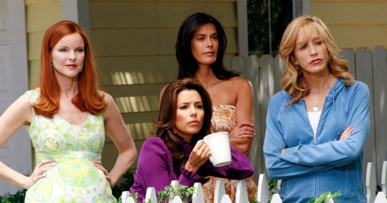 'Desperate Housewives' and Feminism: A Complicated Tale
