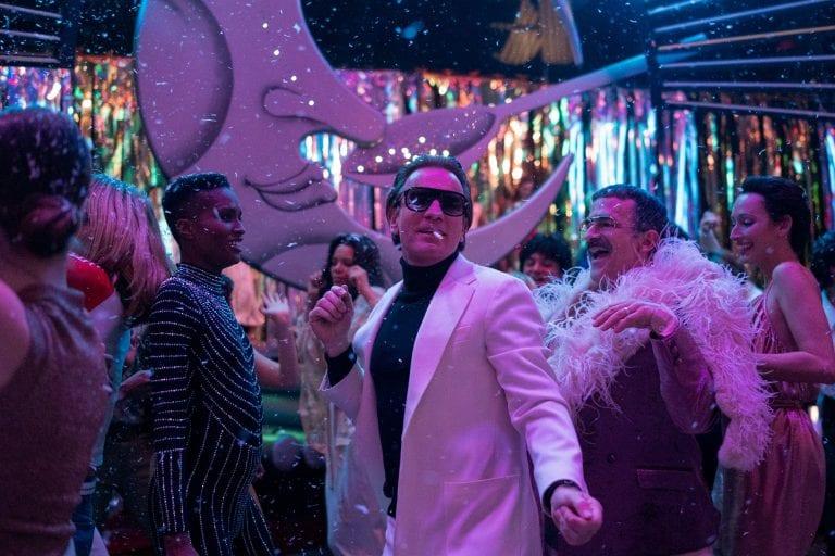 Netflix Releases Trailer For New Limited Series 'Halston', Starring Ewan McGregor