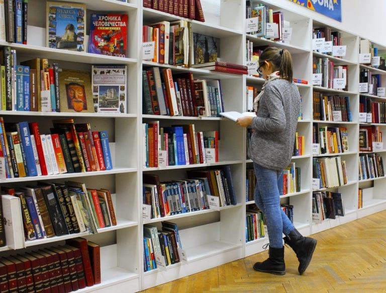 Book Sales in UK Skyrocket Despite Pandemic