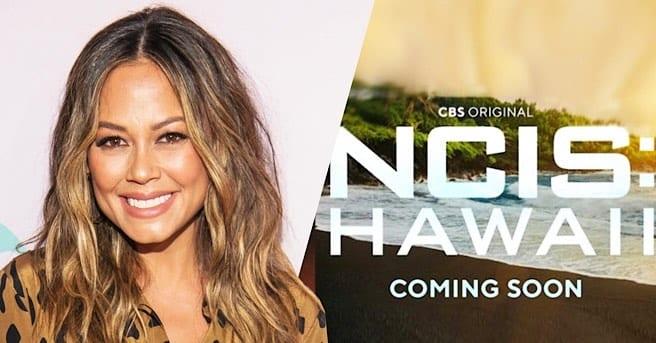 Vanessa Lachey To Star In New NCIS Spin-Off 'NCIS: Hawai'i'