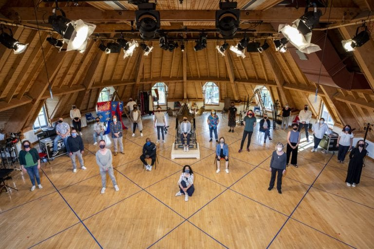 Casting announced For RSC's Henry VI Part One: Open Rehearsal Project