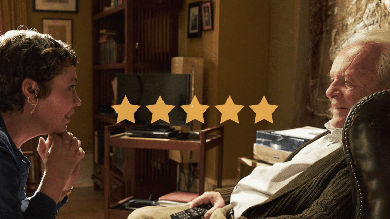 'The Father' Is A Difficult But Beautiful Piece Of Cinema: Review