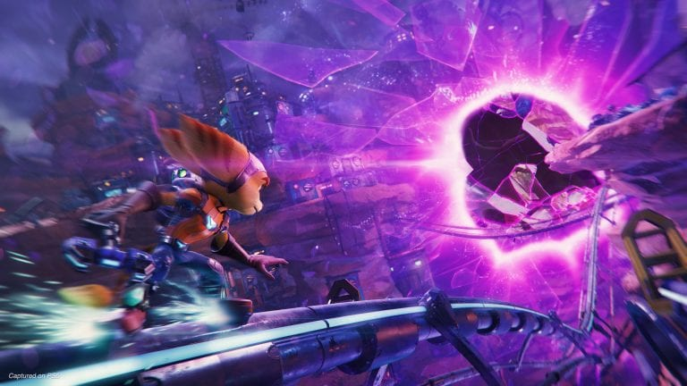 Game Review: 'Ratchet And Clank: Rift Apart' – A Planet-Hopping Adventure