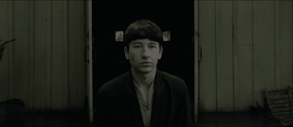 Barry Keoghan as Druig in a trailer for Marvel's Eternals