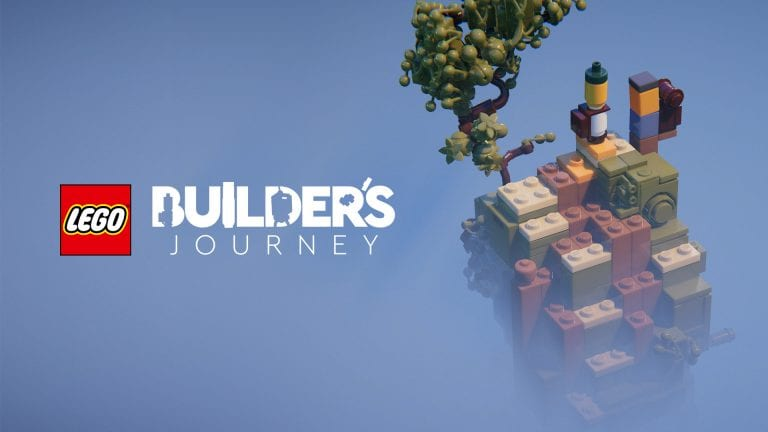 Game Review: LEGO Builder's Journey (Nintendo Switch)