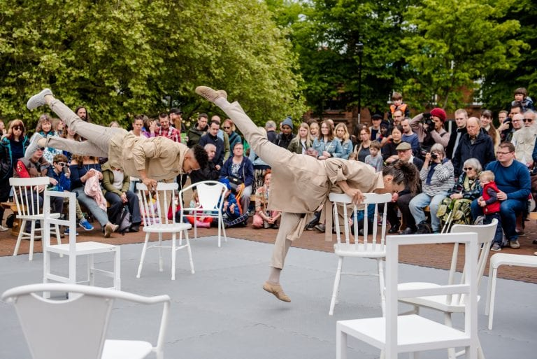 Without Walls To Bring Outdoor Performances To Communities Most Affected By Covid-19