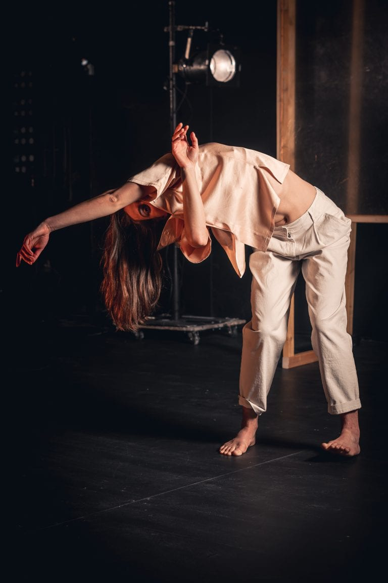 Scottish Dance Theatre's The Life And Times Premieres Next Week