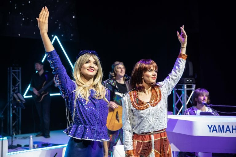 ABBA MANIA Returns For 'Sounds in the Grounds' Concerts
