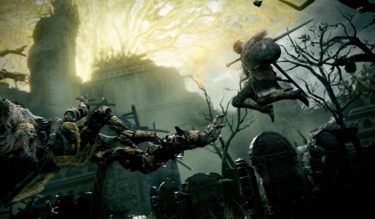 FromSoftware's 'Elden Ring' Is Finally On The Way