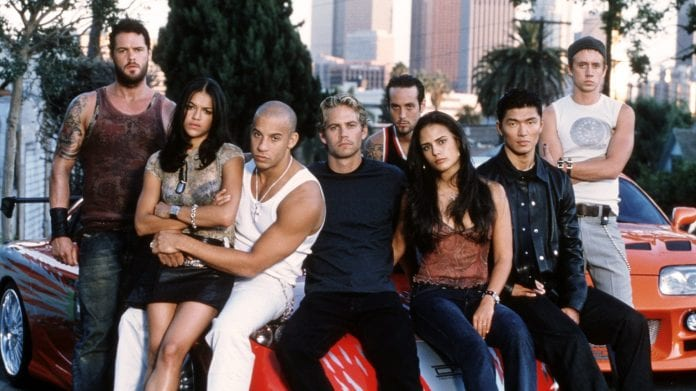 Fast Furious Vin Diesel Cars Action