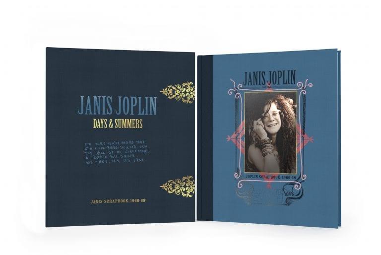 Interview: Laura Joplin On 'Days and Summers' Scrapbook Commemorating Janis Joplin's Life