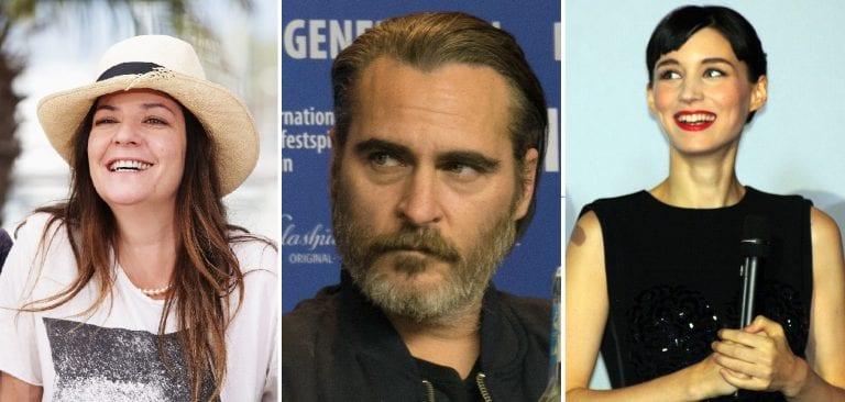 Joaquin Phoenix & Rooney Mara Cast in 'Polaris'