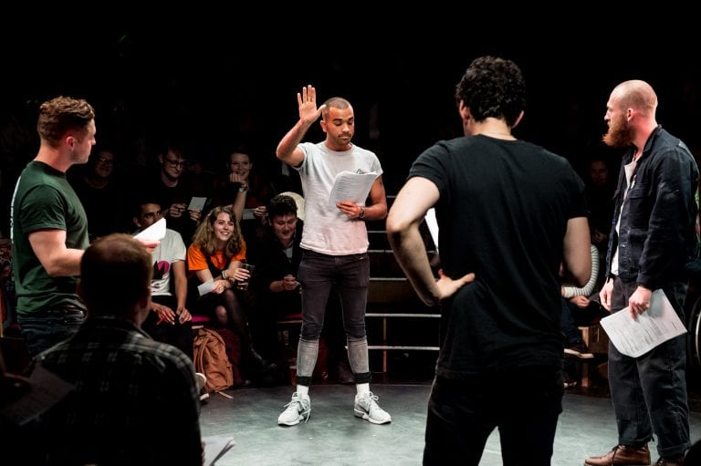 Middle Child Theatre Company Launches New Creative Programme