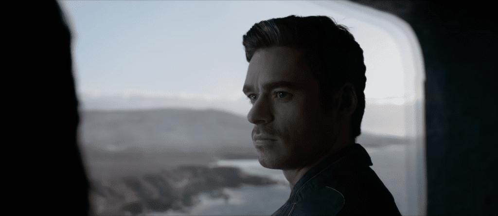 Richard Madden as Ikaris in a trailer for Marvel's Eternals