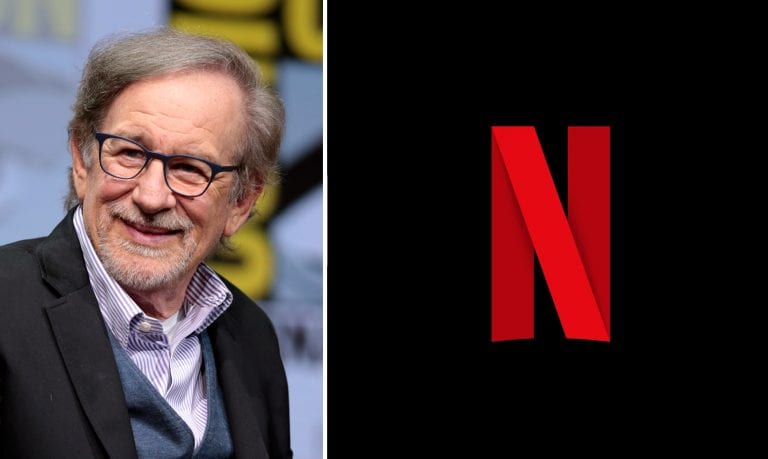 Spielberg Signs Multi-Year Deal With Netflix