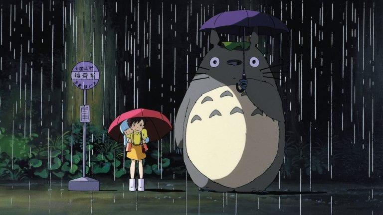 Blue Filter: The Magic Of Studio Ghibli