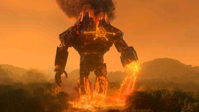Trolhunters Rise Titans Netflix Trailer