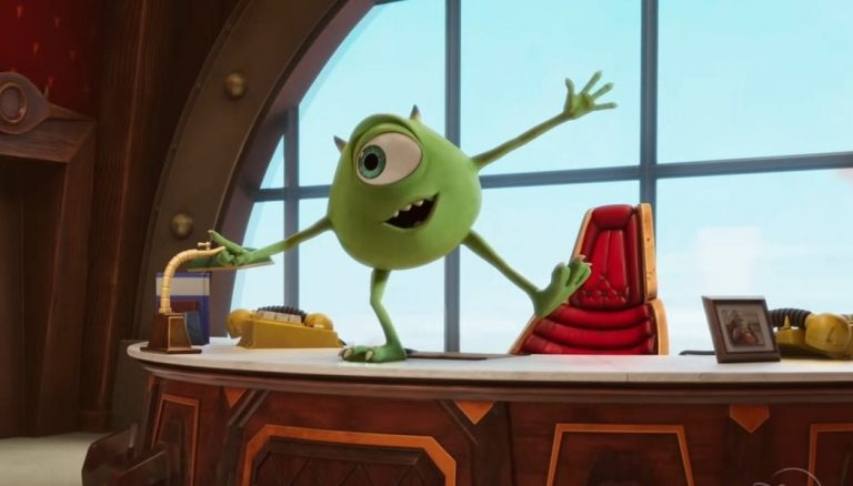 Trailer Released for 'Monsters, Inc.' Spin-Off Series 'Monsters at Work'