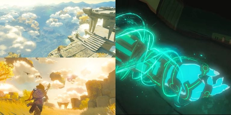 BOTW2: Everything We Know From The Dizzying E3 Trailer