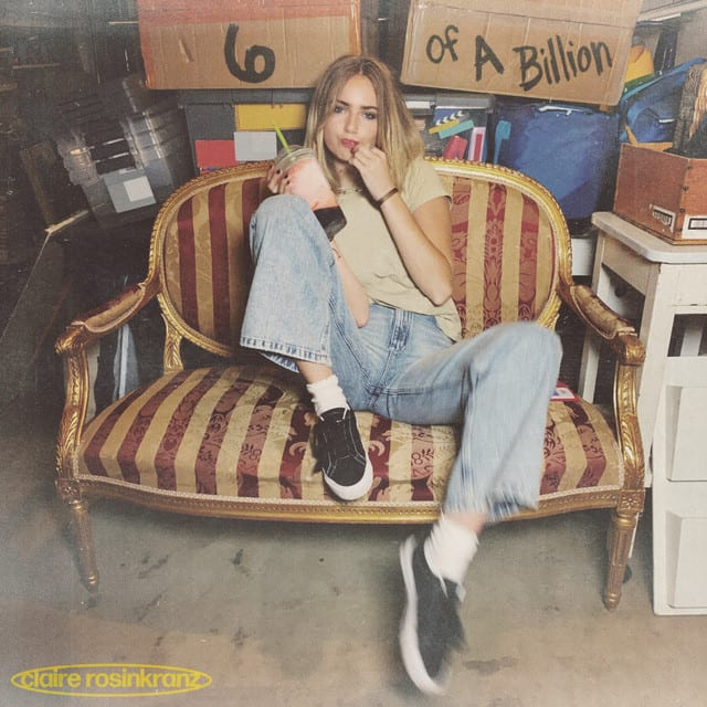 EP Review: 6 Of A Billion // Claire Rosinkranz