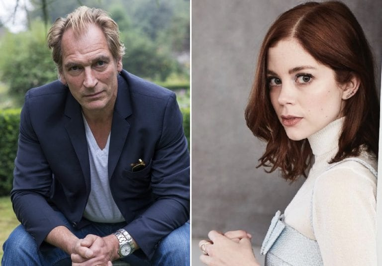 Charlotte Hope And Julian Sands To Star In 'The Piper'