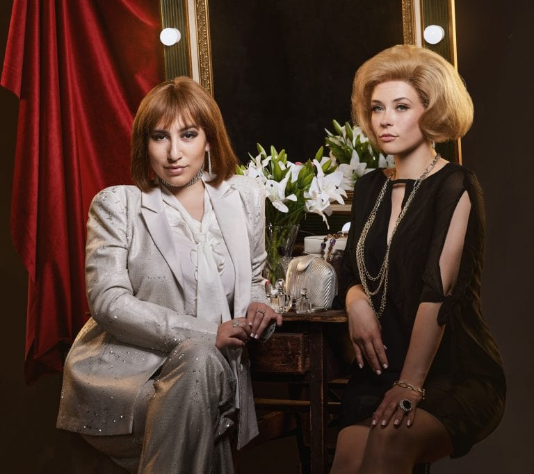 Barbra Streisand And Joan Rivers Reunite In Fictional Comedy 'The Funny Girls'