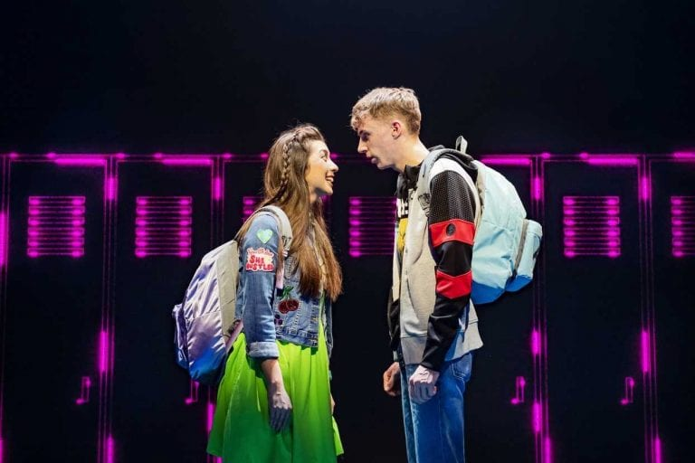 'Be More Chill' Retells An American High School Movie Cliché With A Modern Twist: Review