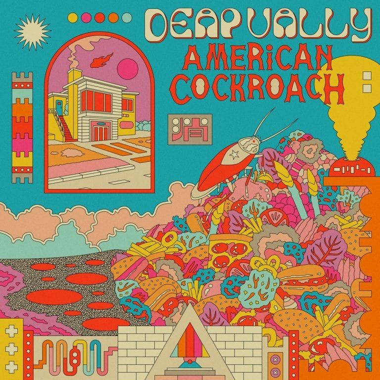 EP Review: American Cockroach // Deap Vally