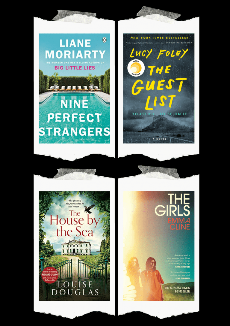 4 Thrillers To Take You Around The World