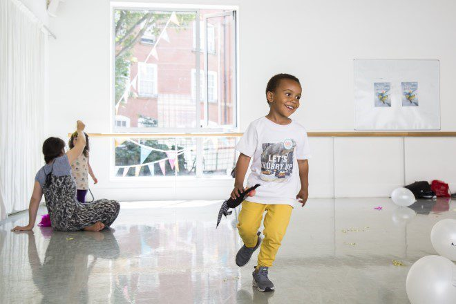 PDSW Joins With Dance Bodies To Host Showcase For Children